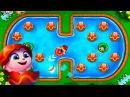 ГОВОРЯЩИЙ ТОМ АКВАПАРК ОХОТА ЗА ЯЙЦАМИ мультик игра видео для детей 1 Talking Tom Pool Egg Hunt