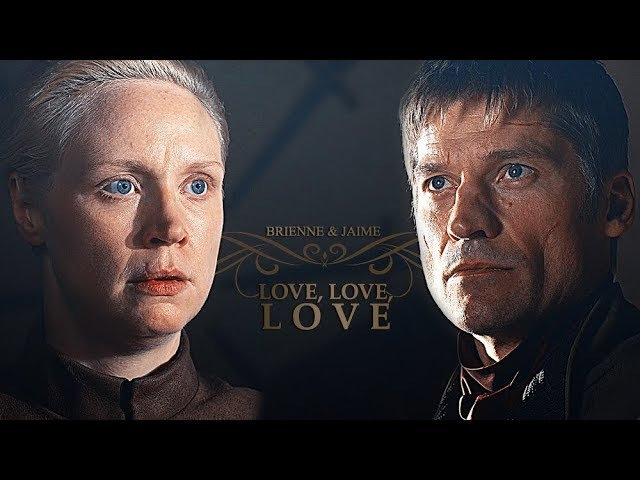 Brienne jaime   before we dwell on it 〔game of thrones〕