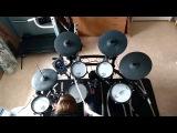 Boney M - Rasputin (Drum Cover)
