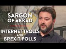 Sargon of Akkad LIVE Internet Trolls and Brexit Polls