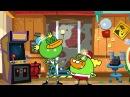 мультигра игра хлебоутки добываем булки детям игры онлайн обзор