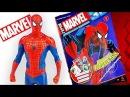 Герои Marvel 3D. Удивительный Человек паук