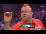 Peter Wright vs Gary Anderson Semi Final Grand Slam of Darts 2017