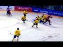 Хоккей. Россия - Швеция 1-й период XXVII Зимняя Универсиада в Испании Гранада 3.02.2015