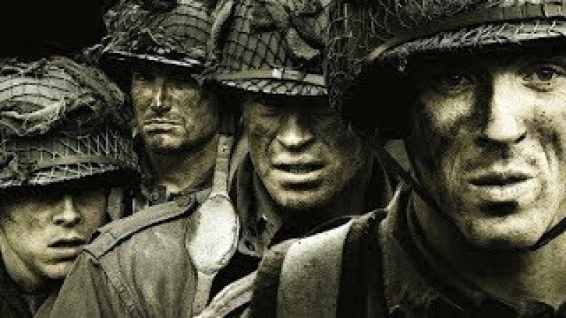 Band of Brothers Season 1 Episode 10 ;Full Episode Show HD