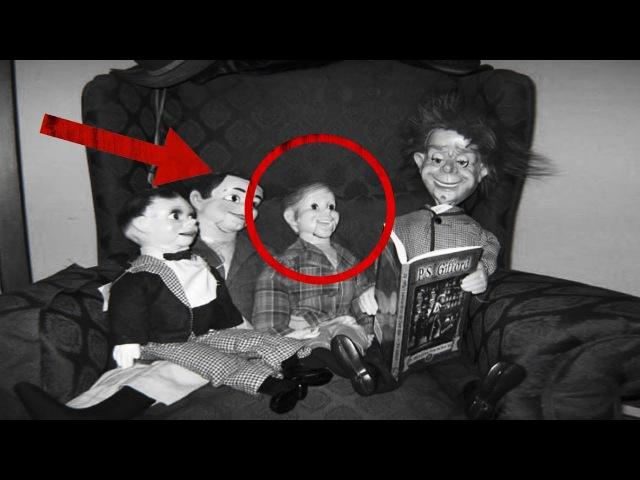 5 ОЖИВШИХ ДЕТСКИХ ИГРУШЕК СНЯТЫХ НА КАМЕРУ Одержимые Куклы Монстры