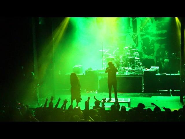 Suicide Silence - Blind (Korn Cover) [LIVE] 2015 - Observatory, Santa Ana CA (Pit Cam)