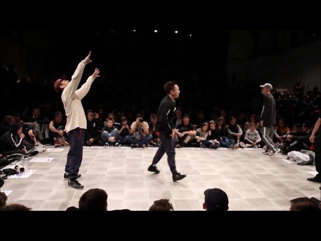 BBOY TAISUKE ISSEI   JAPAN DREAMTEAM   LCB 2017 (dopest moves)