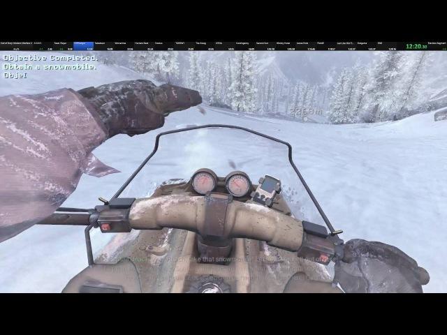[World Record] Modern Warfare 2 Any 12628