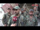 The army extends its control south of Damascus and recovers the building of the district and the clubhouse of the workers of Quneitra in the Black Stone