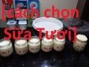 [Cách Chọn] sữa tươi Cách lựa chọn sữa chua làm sữa chua tại nhà cho Bé sữa cho bà bầu