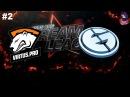 VP vs EG RU #2 (bo3) DreamLeague Season 8 Major 02.12.2017