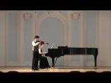 А. Дворжак Концерт для скрипки с оркестром