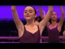 Royal Ballet School corps de ballet rehearsal