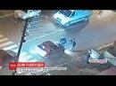 У Кам'янському пішоходи затримали водія, який збив на зебрі матір з дитиною