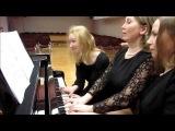 Тамарин - Старинный гобелен - для фортепиано в 6 рук