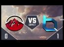 SWC2018-четверь финала-Obey Alliance vs Elevate-игра 2