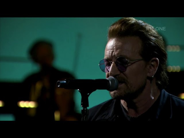 U2 - Every Breaking Wave at Abbey Road, 2017