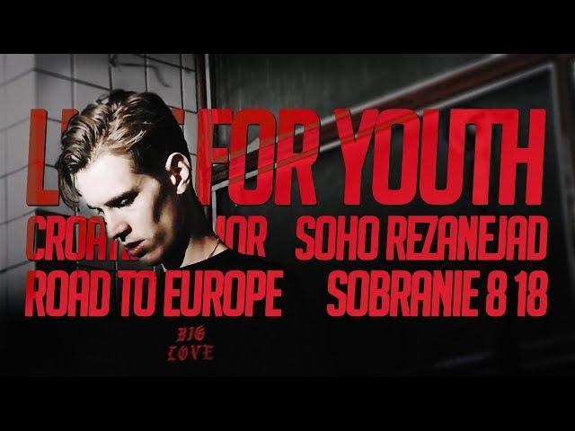 НА 18:30 МИНУТЕ СЛУШАТЬ :*** LUST FOR YOUTH, CROATIAN AMOR, SOHO REZANEJAD, ROAD TO EUROPE, SOBRANIE 8 18 @ MOSCOW 18/11/2017