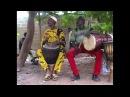 Djembe Grande Master Aruna Sidibe w Mali djembe great Brulye Dumbia rare classic djembe footage