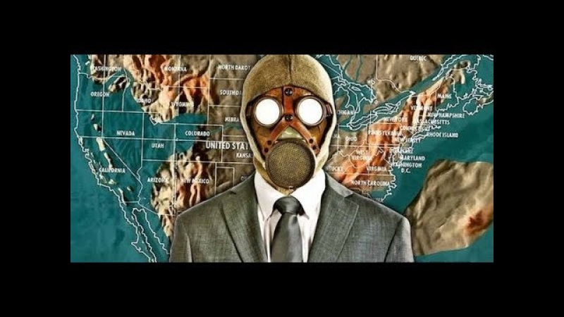 The Shocking Doomsday Maps Of The World And The Billionaire Escape Plans