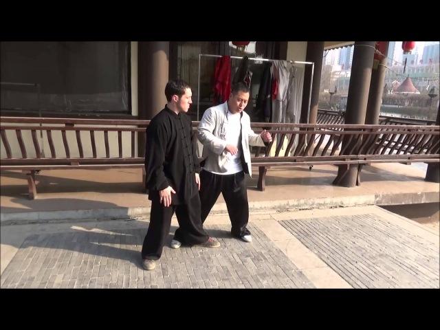 An Wushu - Bajiquan Liu Da Kai Application