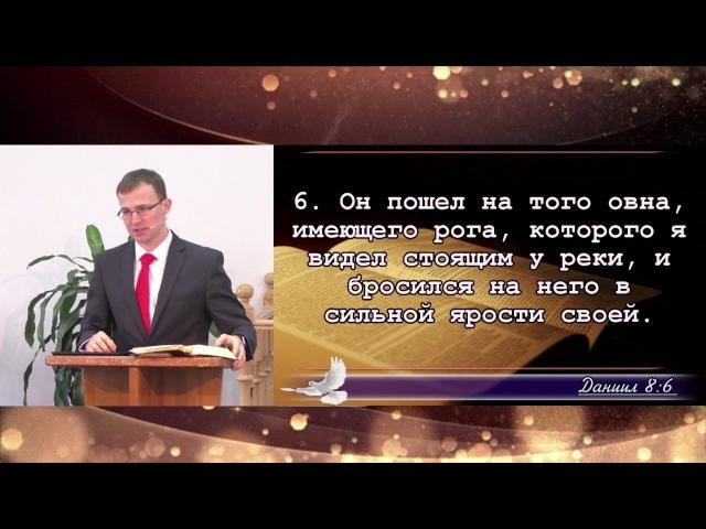 Проповедь: Евгений Скрипников (27.01.18.)