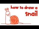 How To Draw A Snail Step By Step Guide Learn Drawing for Kids Kid Education by Mocomi Kids