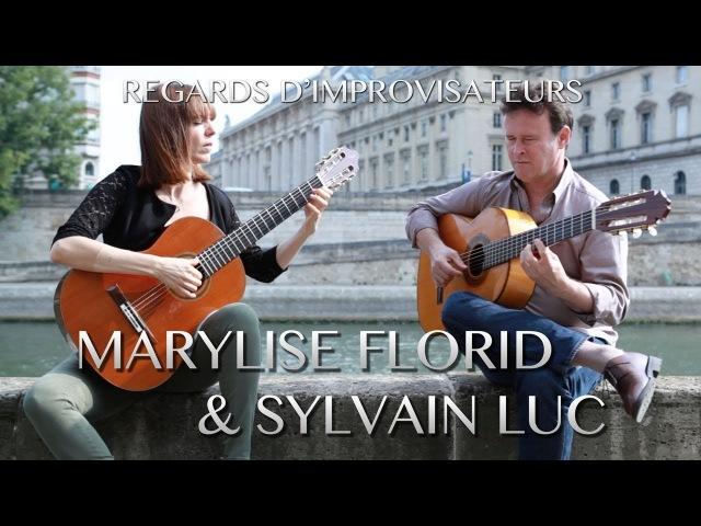 REGARDS D'IMPROVISATEURS - MARYLISE FLORID SYLVAIN LUC / HORS-SERIE 1