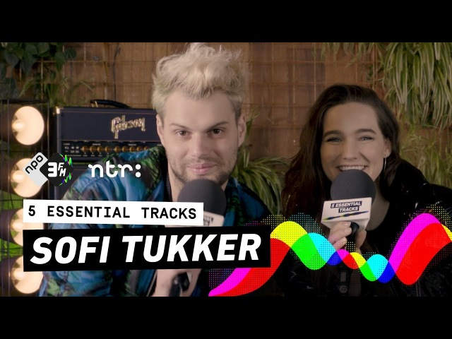 """Sofi Tukker: """"He thinks what I do is boring and I think what he does is really hectic"""" 