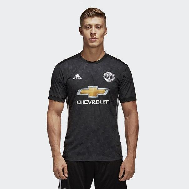 Игровая футболка Манчестер Юнайтед Away