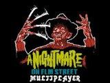 A Nightmare On Elm Street Nes Gameplay de 4 Players