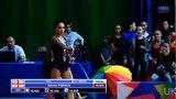 Salome Pazhava - Hoop AA - Irina Cup 2018