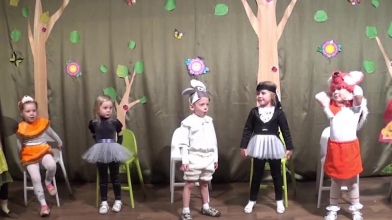 Театр-МАЛЫШИ-Where's the teacher!-Pleased to meet you