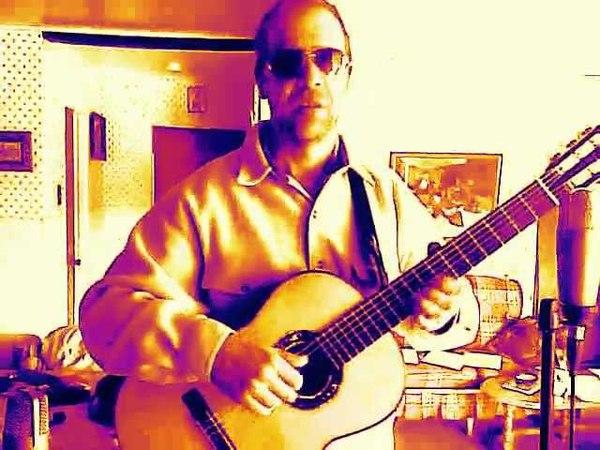 у камина, русский романс Russian Gypsy romance гитарист Andrei Krylov