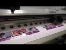 Принтер Мега печать как мы печатаем огромные плакаты визитки