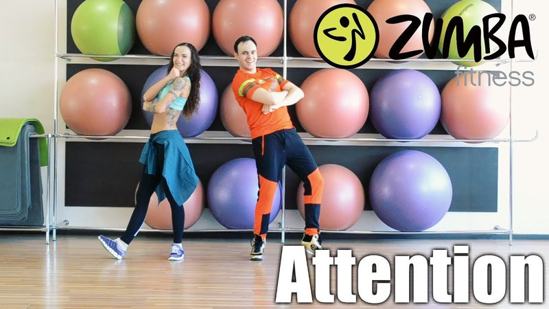 Armando Heidy - Attention (zumba original choreo)