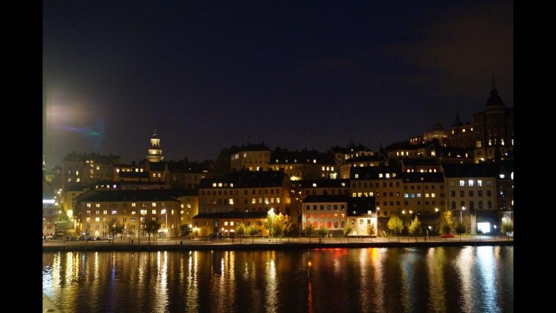 Стокгольмские нищеброды