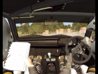 DIRT Rally, еле вытащил на Эскорте в Германии