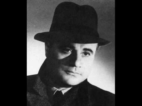 Beniamino Gigli Panis Angelicus 1936