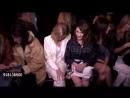 2018: Наталия Дайер и Наоми Уоттс на показе мод Zadig Voltaire 4