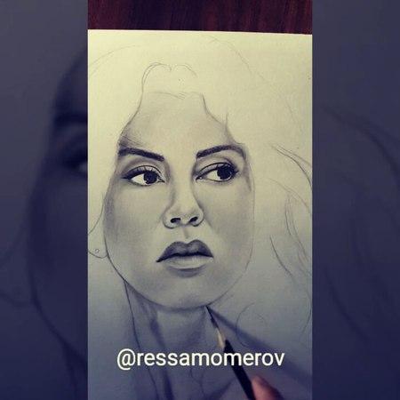 "Portret sifarisi 🎨 on Instagram ""@gokce.bhdr @gokce.bhdr gokcebahadir ufaktefekcinayetler ceza suspus art painting gökçebahadır drawing k..."