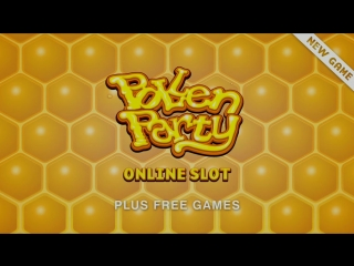 Pollen Party #Online #Slot!!!