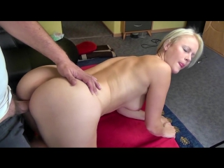 Blondehexe - fucked from the private masseur