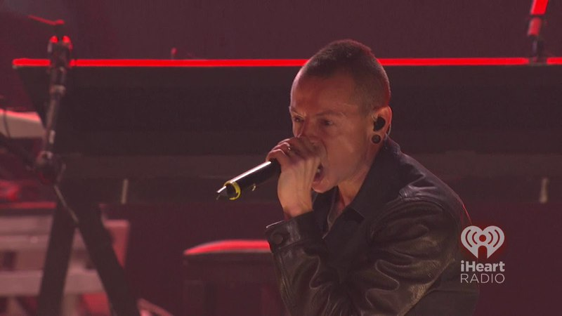 Linkin Park - Lost In The Echo (iHeartRadio Music Festival 2012) HD