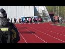 Открытое первенство города по легкой атлетике 19.05.2018г. (100м девушки 2003-2006-финал)