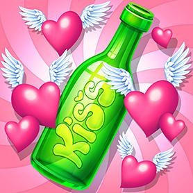 Kiss Kiss: игра в бутылочку