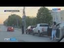Драку на дороге устроили саратовские автолюбители