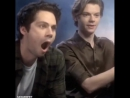 Dylan o'brien x thomas brodie sangster | the maze runner [ vine ]