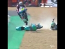 BIG in the craziest save in Moto3 history